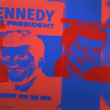 Serigrafía Warhol - FLASH - NOVEMBER 22, 1963 FS II. 42