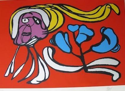 Múltiple Appel - Floating flower passion