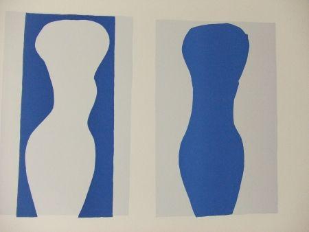 Litografía Matisse - Formes