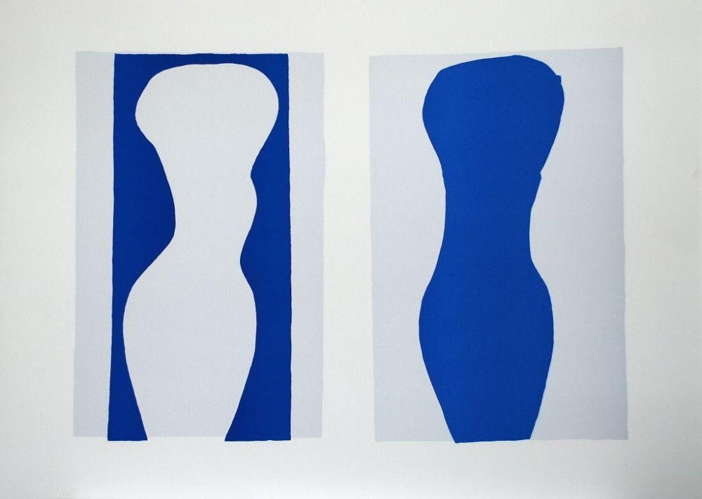 Colografía Matisse - Formes (Forms)