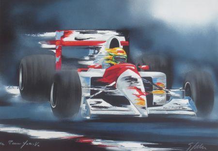 Litografía Spahn - Formule I