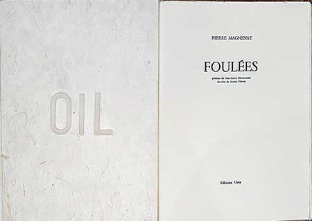 Libro Ilustrado Plensa - Foulées