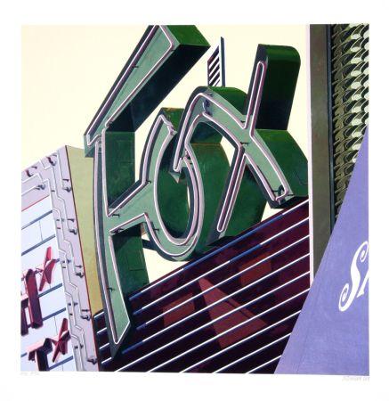 Serigrafía Cottingham - Fox