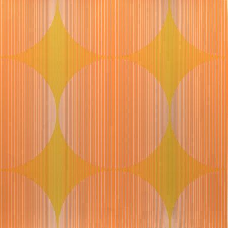 Serigrafía Stanczak - Fractions, from Twelve Progressions