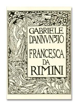 Libro Ilustrado Carolis (De) - Francesca da Rimini