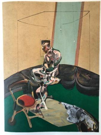 Litografía Bacon - Francis Bacon - George Dyer - De Luxe Limited Edition Lithograph
