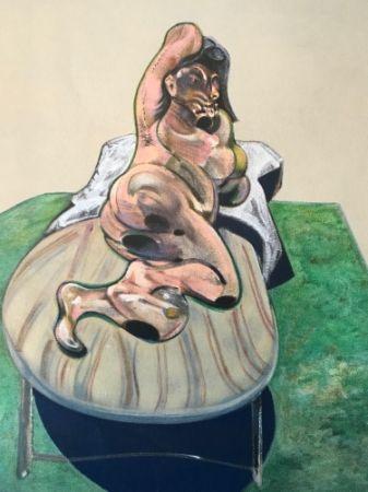 Litografía Bacon - Francis Bacon - Henrietta Moraes - De Luxe Limited Edition Lithograph
