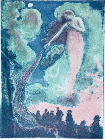 Libro Ilustrado Denis - Francis Thompson.  Poèmes.