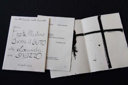 Libro Ilustrado Fioroni - Frate Martino suona il liuto alla locanda dello struzzo