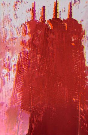 Litografía Perez - Freedom Tower 3