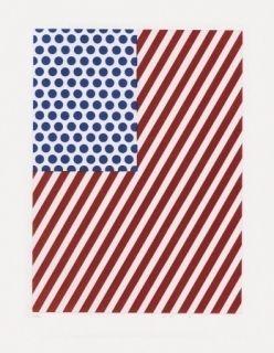 Aguafuerte Y Aguatinta Lichtenstein - From la nouvelle chute de l'amerique