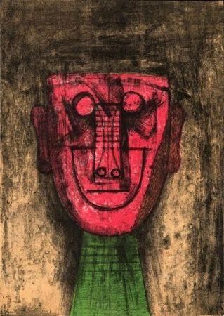 Litografía Tamayo - From: Los Signos Existen