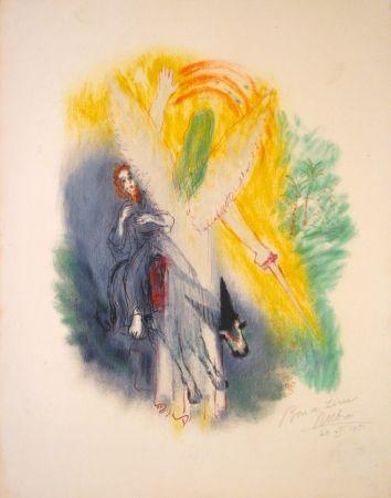 Litografía Rubin - From the Portfolio Visions of the Bible