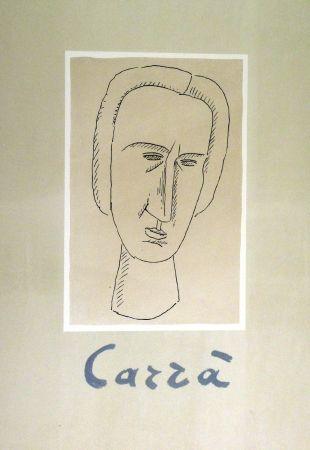 Litografía Carra - Frontespizio