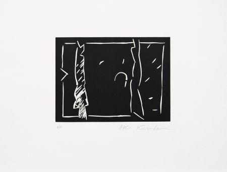 Linograbado Kuroda - Futur antérieur II