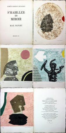 Libro Ilustrado Papart - G. Ribement Dessaigne : S 'HABILLER EN MIROIR (1977)