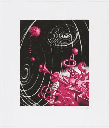 Aguafuerte Scharf - Galaxiverse