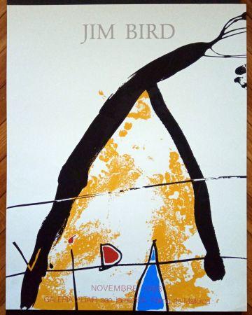 Cartel Bird - Galeria Altair 1983