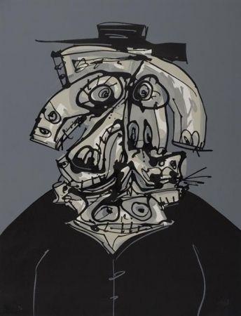 Litografía Saura - Galeria de America