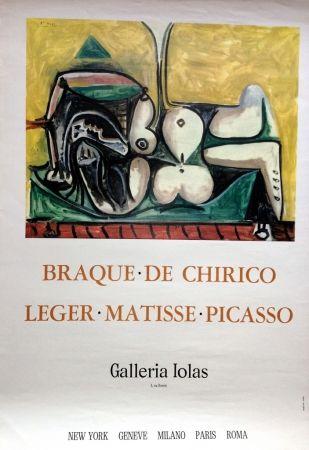 Offset Picasso - GALERIA IOLAS 1967. LIMITADA 1000 EJ. CZW 251/296