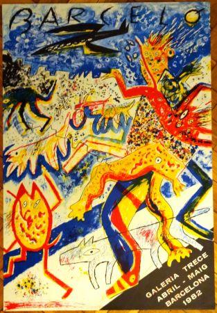 Litografía Barcelo - Galeria Trece