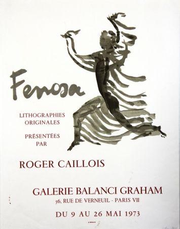 Litografía Fenosa - Galerie Balanci Graham