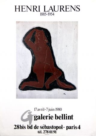 Offset Laurens - Galerie Bellint