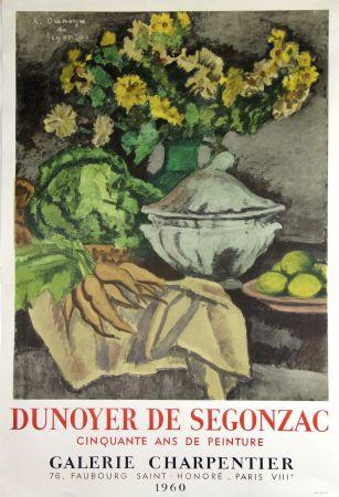 Litografía De Segonzac - Galerie Charpentier
