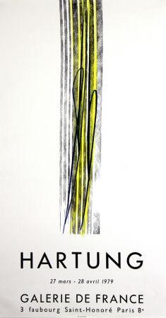 Offset Hartung - Galerie de France