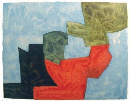 Libro Ilustrado Poliakoff - Galerie der Spiegel