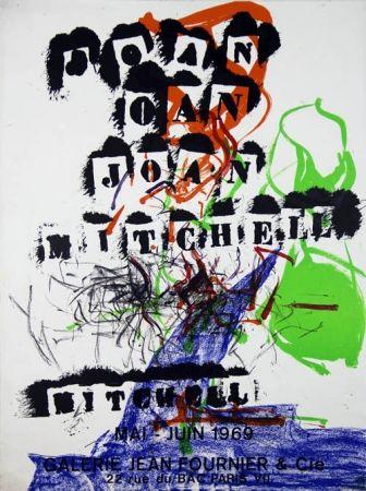 Litografía Mitchell - Galerie Jean Fournier