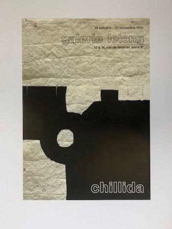 Cartel Chillida - Galerie lelong