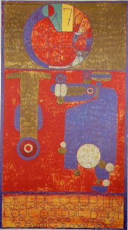 Litografía Courtin - Galerie L'Oeil