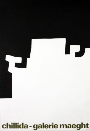 Litografía Chillida - Galerie Maeght