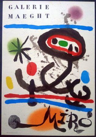 Cartel Miró -