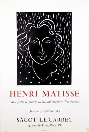 Serigrafía Matisse - Galerie Sagot Le Garrec
