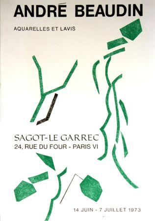 Litografía Beaudin - Galerie Sagot le Garrec