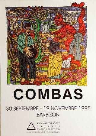 Serigrafía Combas - Galerie Suzane Tarasieve