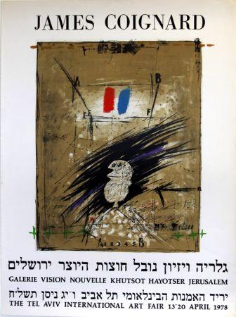 Litografía Coignard - Galerie Vision Nouvelle