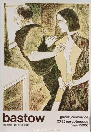 Litografía Bastow - Gallery  Jean  Briance