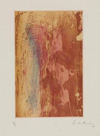 Aguafuerte Y Aguatinta Frankenthaler - Ganymede