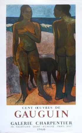 Litografía Gauguin - Gauguin - Galerie Charpentier