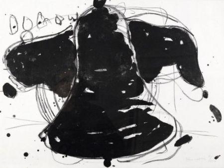 Litografía Kounellis - Gegen die Folter