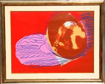 Serigrafía Warhol - Gems, FS IIA. 186