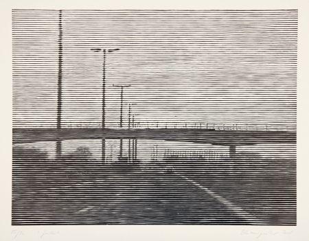 Grabado En Madera Baumgartner - Gent