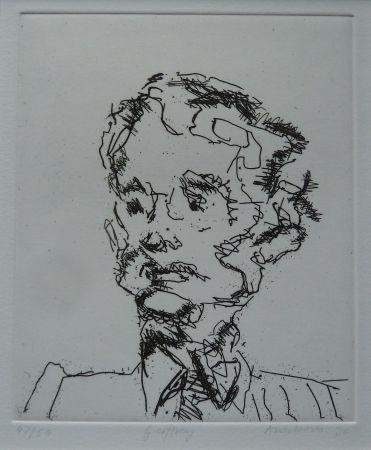 Grabado Auerbach - Geoffrey