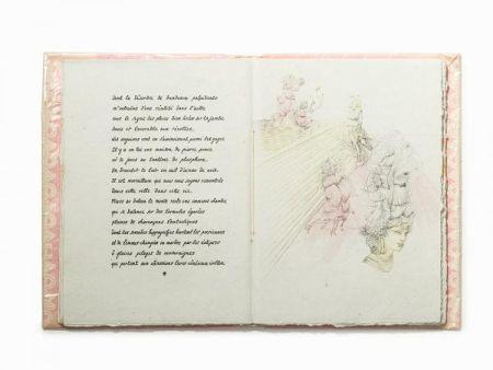 Libro Ilustrado Bellmer - Georges Hugnet : OEILLADES CISELÉES EN BRANCHE (1939).