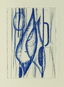 Libro Ilustrado Haass - Germinal.  Poème de Michel Ferrand. Gravures de Terry Haass.