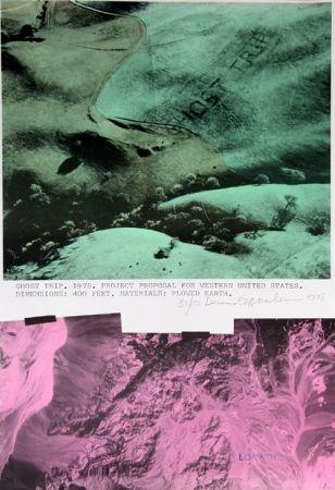 Litografía Oppenheim - Ghost Trip