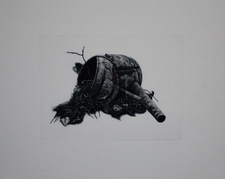 Manera Negra Ebert - Gießkanne / Watering-Can